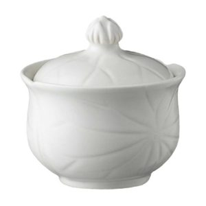 bowl lotus sugar sugar bowl