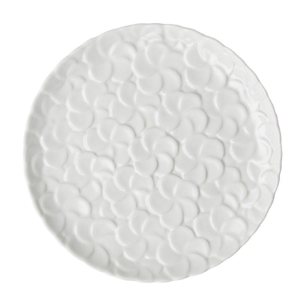 Full Pattern Frangipani Bread & Butter Plate