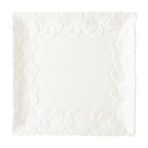 breakfast plate ceramic plate dessert plate dining frangipani collection inacraft award frangipani