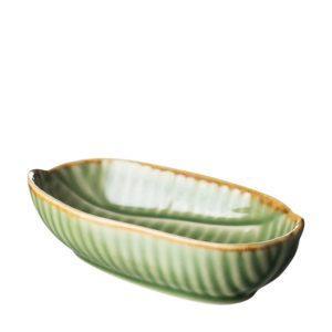 banana leaf collection sauce bowl