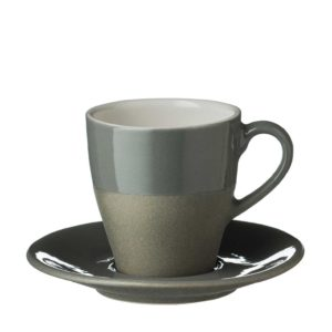 coffee collection cup drinkware espresso saucer glass gray sand mug saucer small saucer stoneware tea teaset