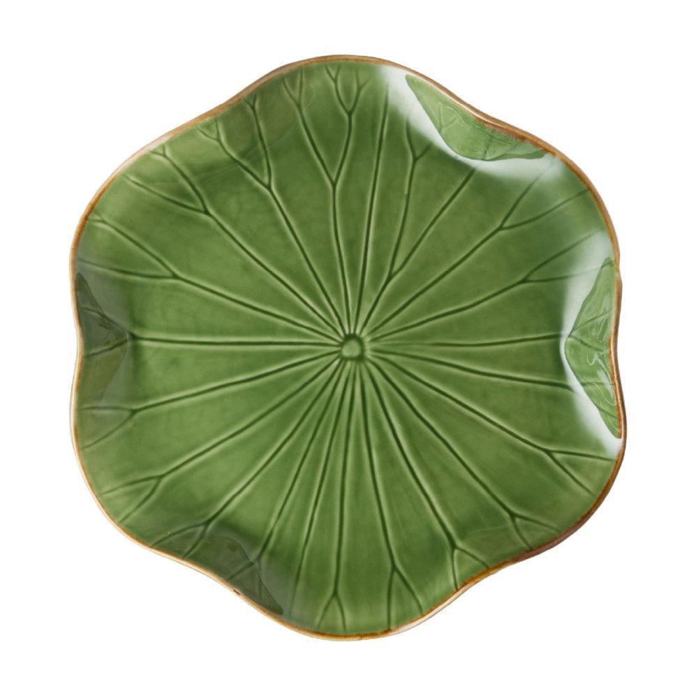 Lotus Dinner Plate