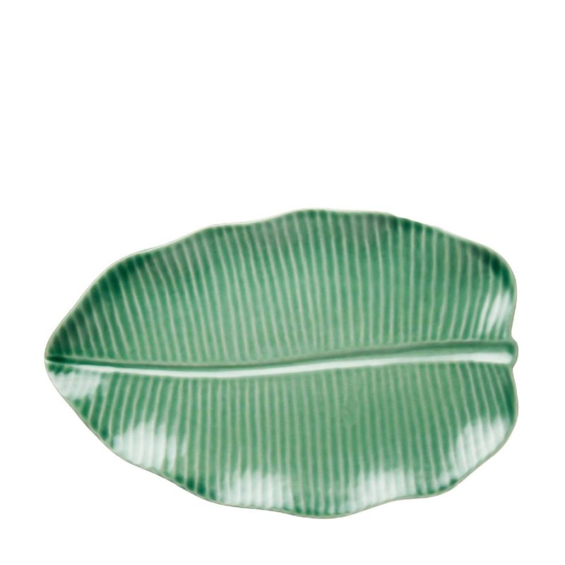 BANANA LEAF SERVING PLATE 2