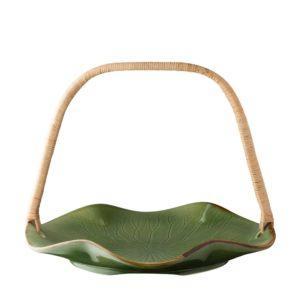 lotus collection platter