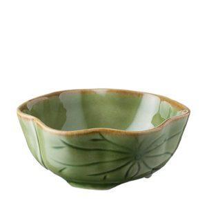 lotus collection rice bowl