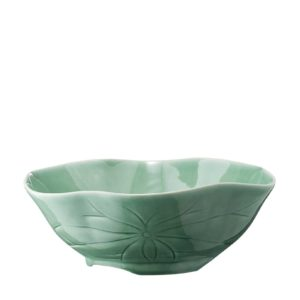 lotus collection serving bowl