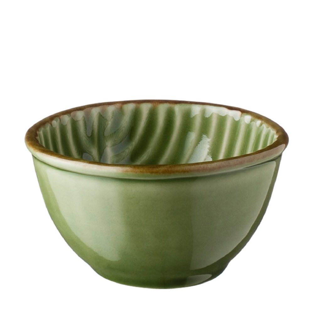 SMALL BANANA LEAF RICE BOWL 4