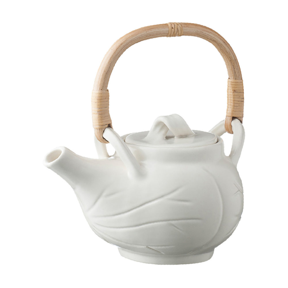 MEDIUM LOTUS TEAPOT 1