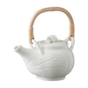 ceramic coffee coffee pot cream kahala drinkware lotus stoneware tea teapot