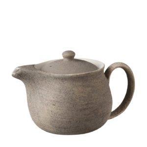 ceramic classic coffee coffee pot drinkware jugs stoneware tea teapot timberline white