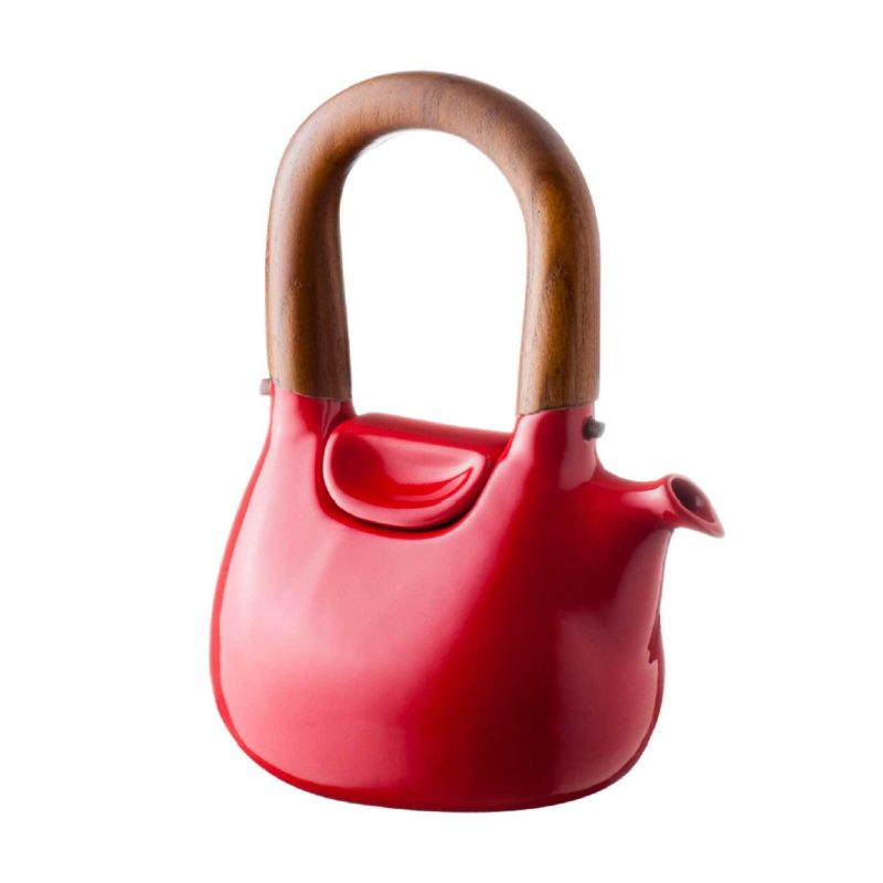 MEDIUM HANDBAG TEAPOT 4