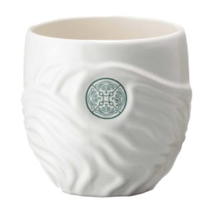 ceramic cili cream kahala cup drinkware glass mug stoneware water