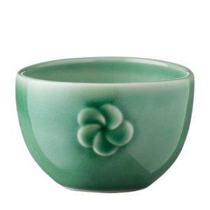 ceramic cup dark green gloss drinkware frangipani glass inacraft award frangipani mug stoneware water