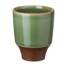LARGE KENDI CUP WITH WOOD 4