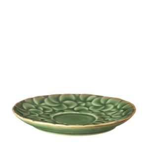 drinkware inacraft award frangipani saucer