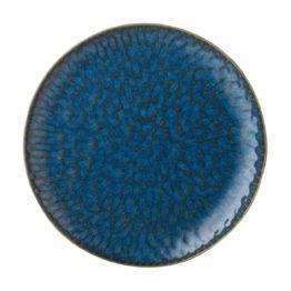 HAMMERED DESSERT PLATE 1