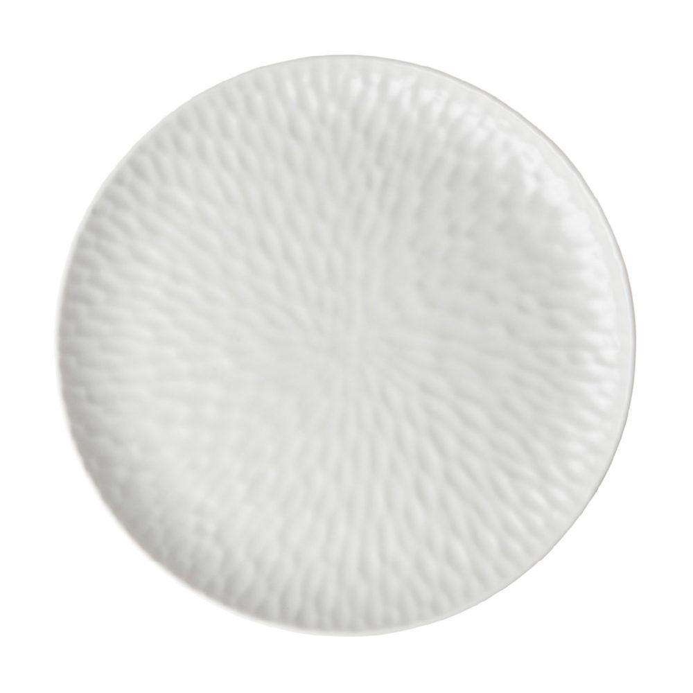 HAMMERED DESSERT PLATE 2