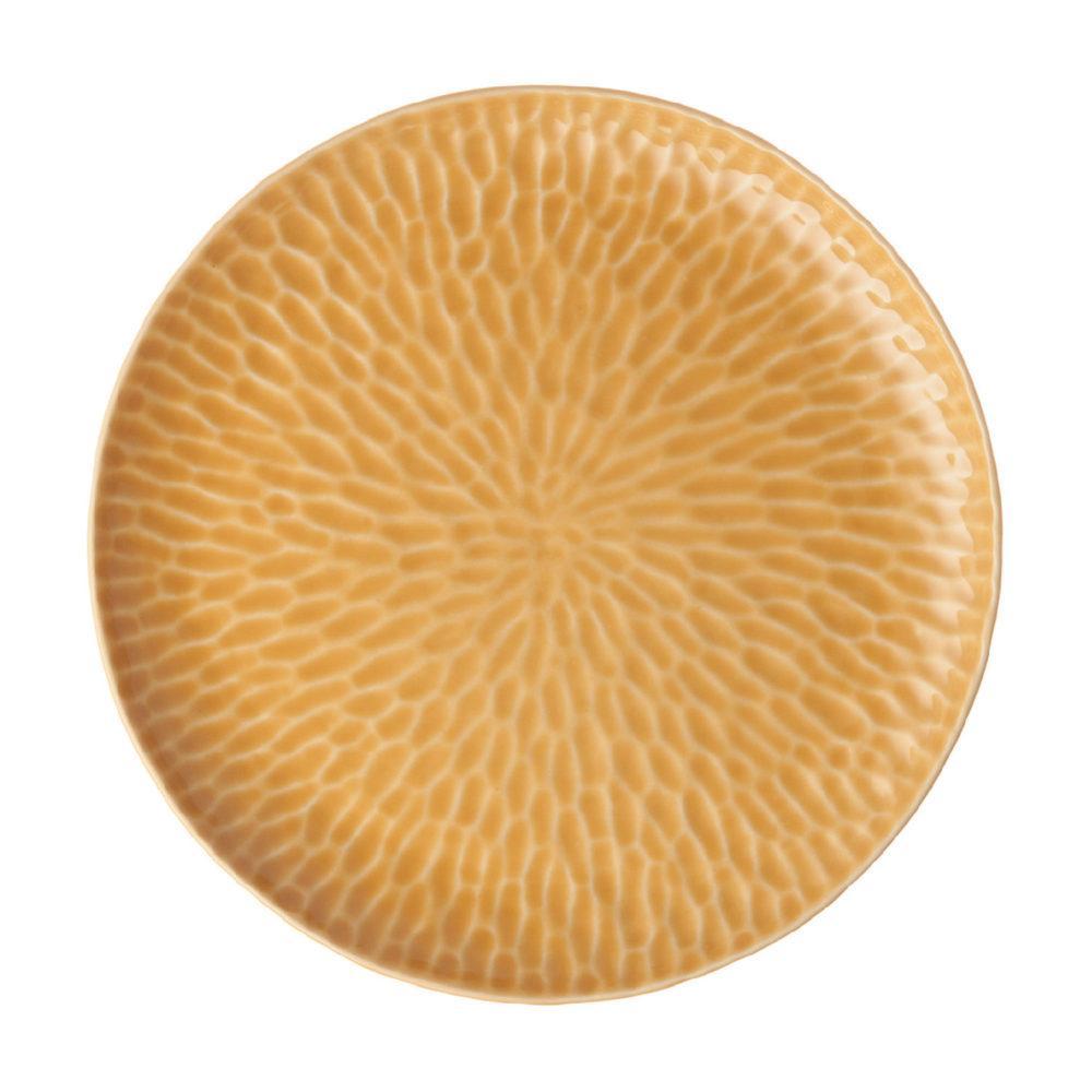 HAMMERED DESSERT PLATE 3