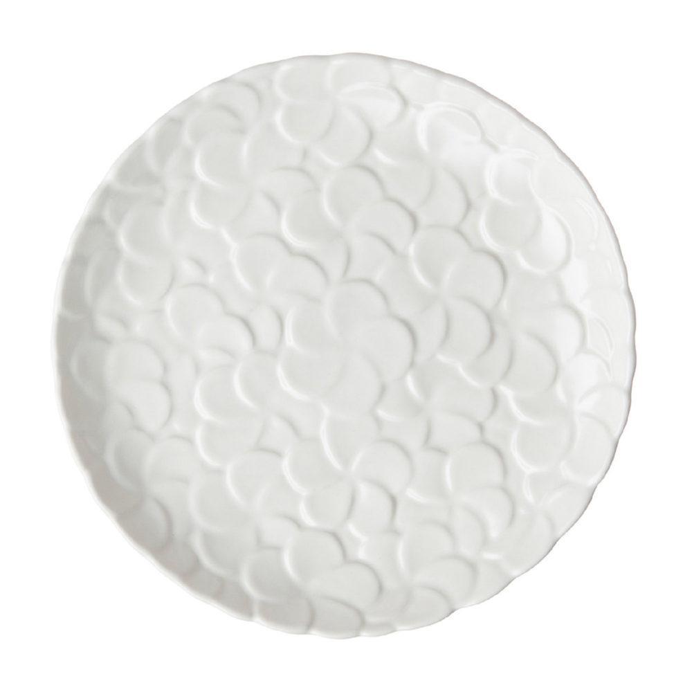 SMALL FULL PATTERN FRANGIPANI BREAD & BUTTER PLATE 1
