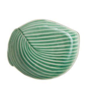 bread & butter plate dark green gloss pincuk