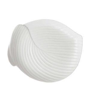 cream kahala dinner plate pincuk