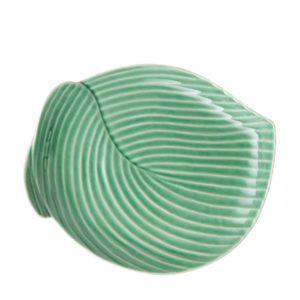 dark green gloss dinner plate pincuk
