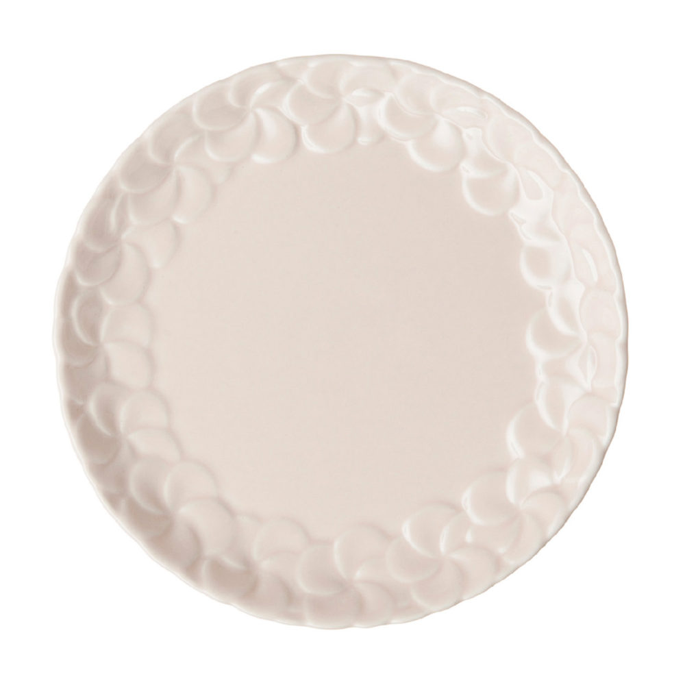 PARTIAL PATTERN FRANGIPANI BREAD & BUTTER PLATE 4