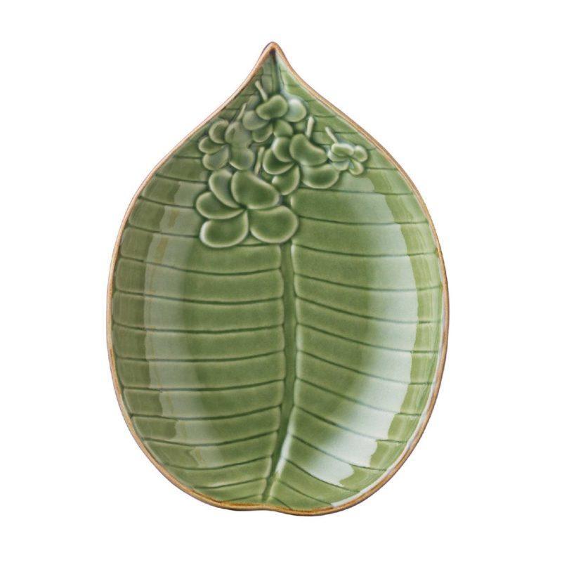FRANGIPANI SALAD PLATE 2