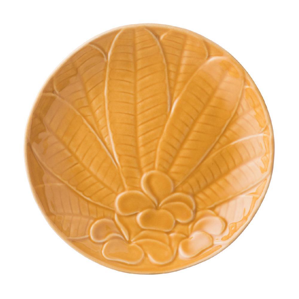 MEDIUM FRANGIPANI BREAD & BUTTER PLATE 1