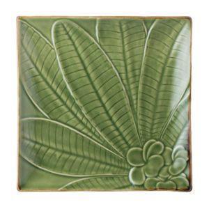 breakfast plate ceramic plate dessert plate dining frangipani collection