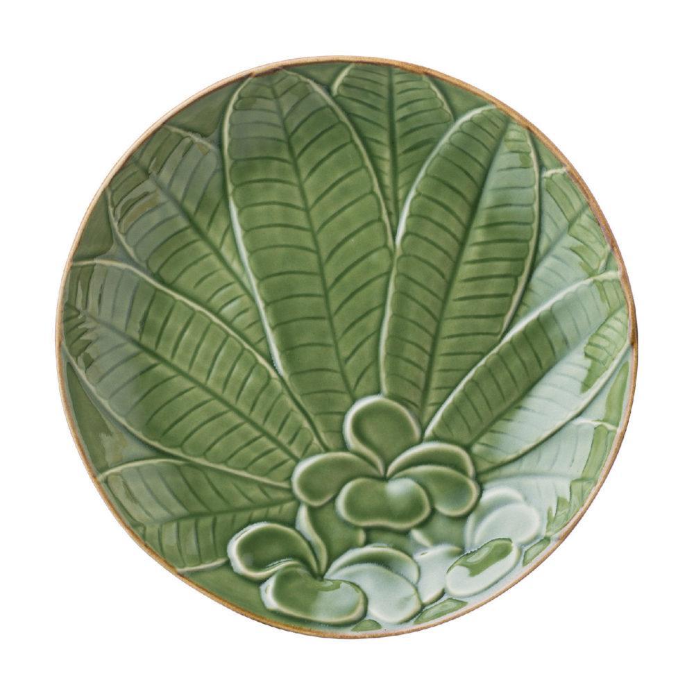 FRANGIPANI BREAKFAST PLATE 2