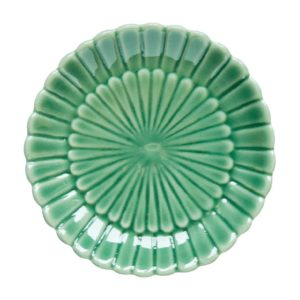 bread & butter plates dark green gloss plates tomoko konno