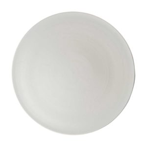 classic round cream kahala platter