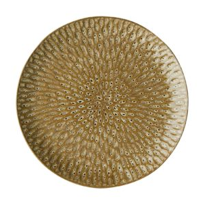 hammered plater safari beige