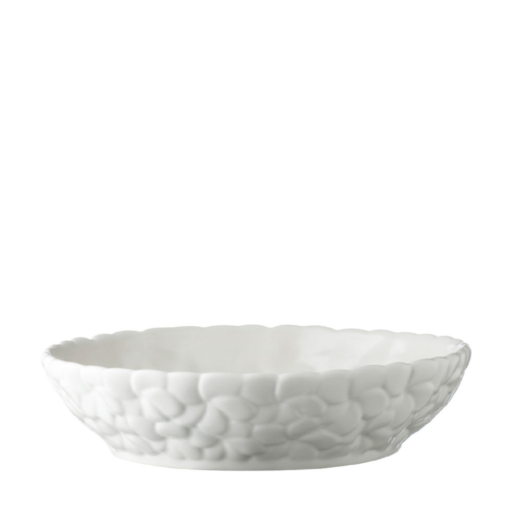 FULL PATTERN FRANGIPANI SALAD BOWL 1