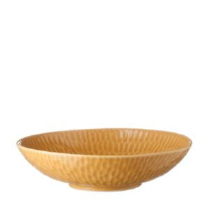 bowl gloss yellow hammered