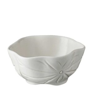 cream kahala lotus sauce bowl