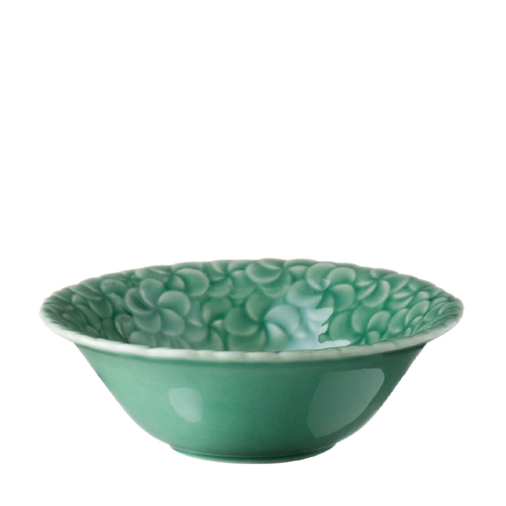 FULL PATTERN FRANGIPANI RICE BOWL 2