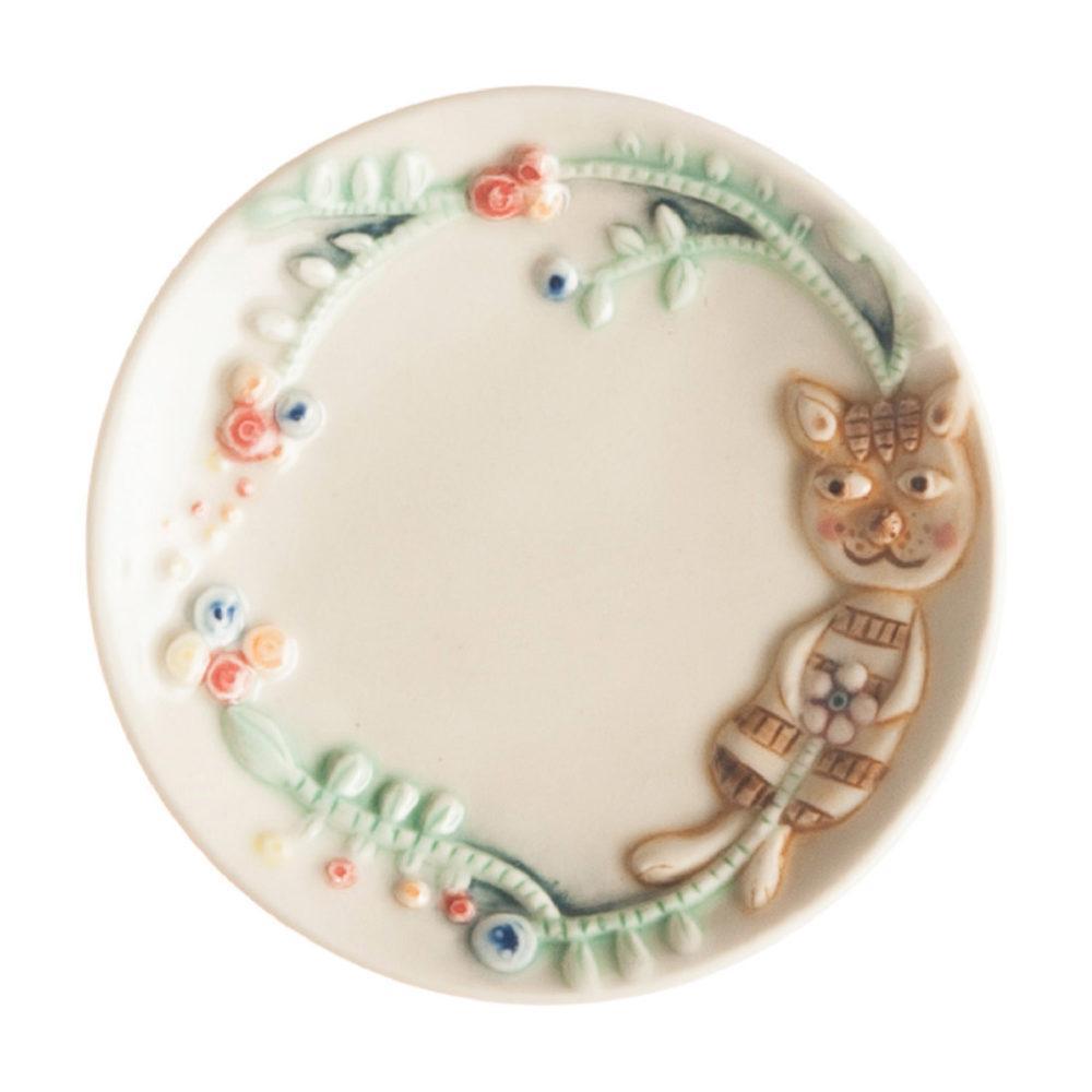 CAT SAUCE DISH BY TOMOKO KONNO1