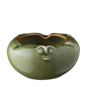 ceramic ashtray tabletop accessories