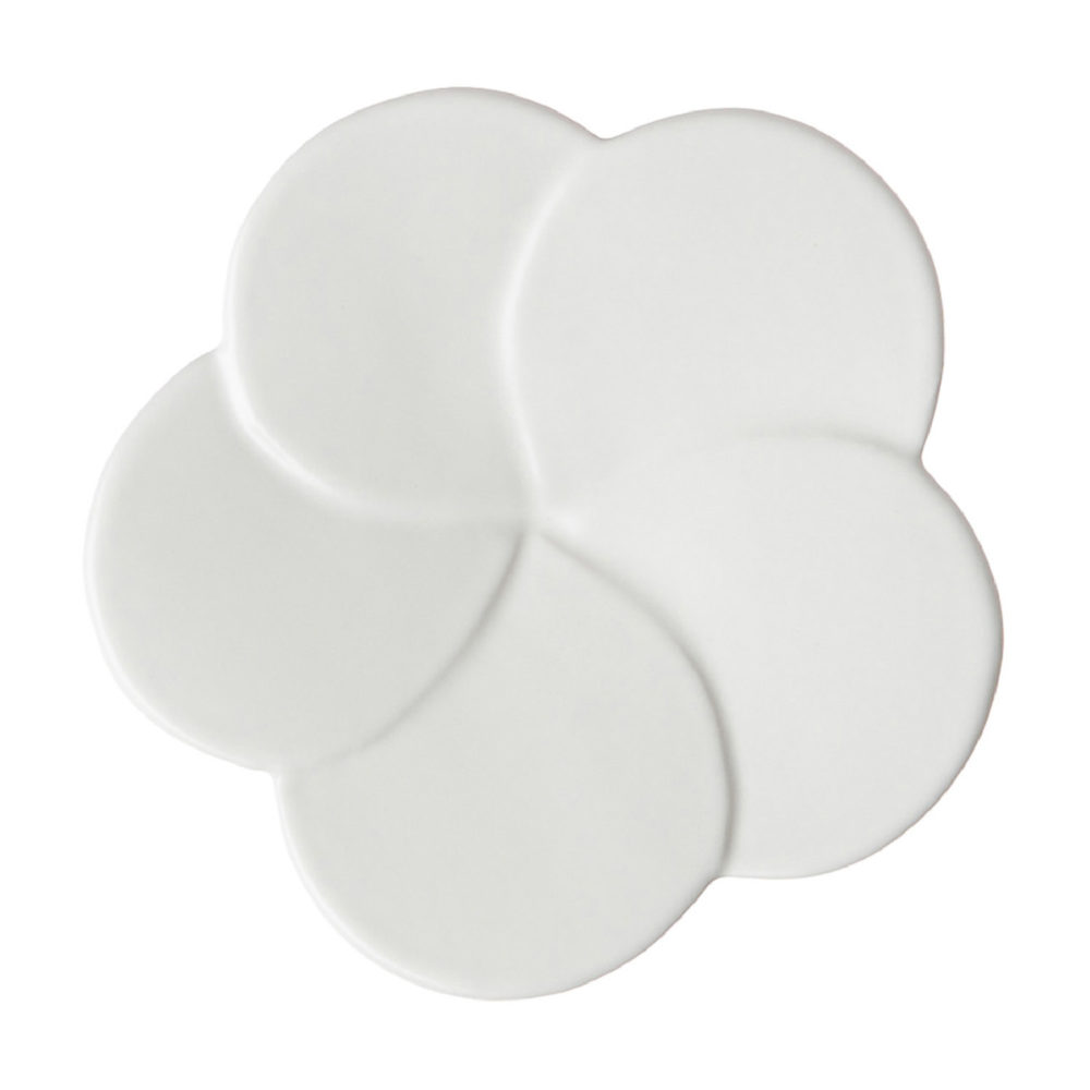 FRANGIPANI SOAP DISH 1