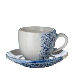batik collection cup drinkware tea set