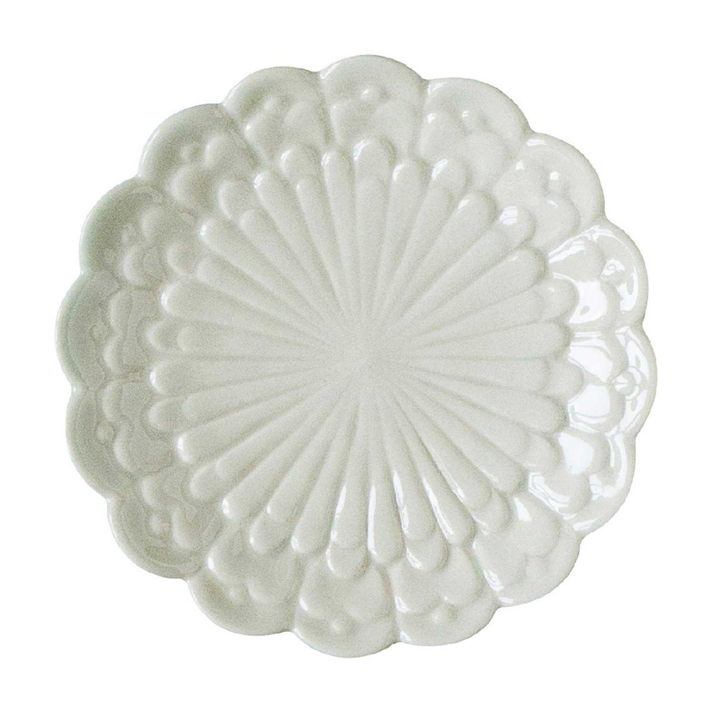 Bread & Butter Plate Set Of 3 By Tomoko Konno