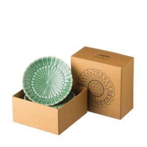 bread and butter plate gift items jenggala artwork ceramic tomoko konno