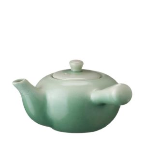 ceramic coffee coffee pot drinkware green bedugul japanese golden week jugs stoneware tea teapot teaset