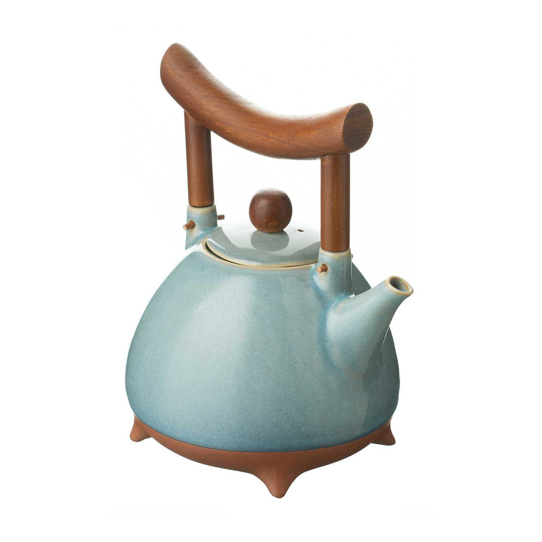 Japanese Pasih Tea Pot