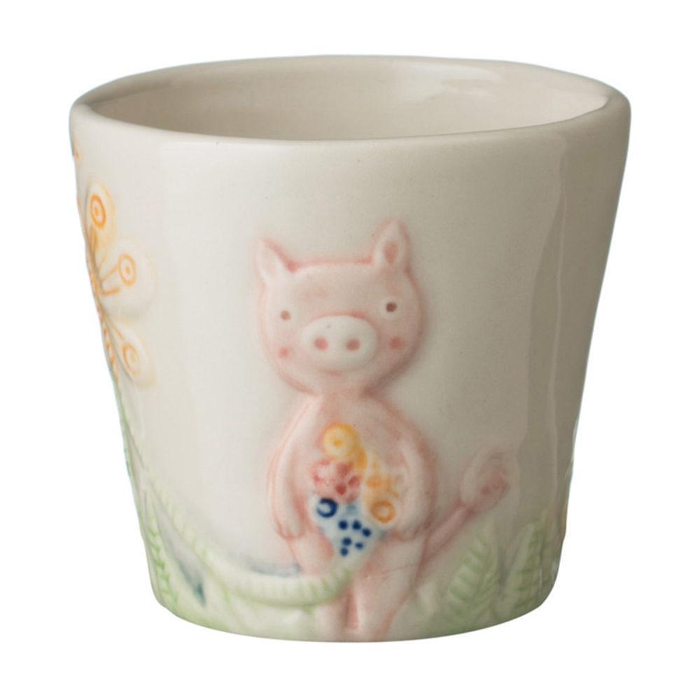 PIG CUP BY TOMOKO KONNO