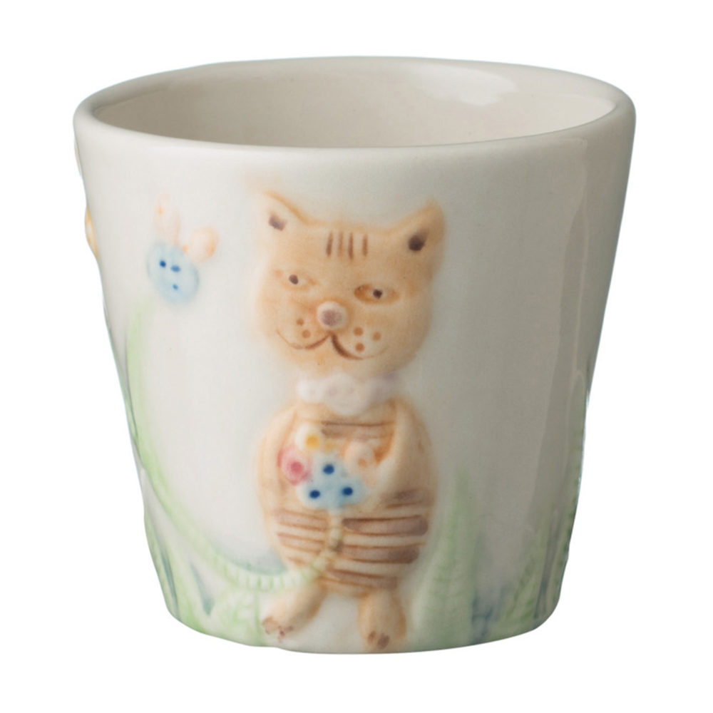 CAT CUP BY TOMOKO KONNO