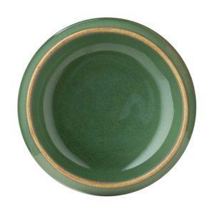 ceramic cup drinkware pasih seaform green stoneware