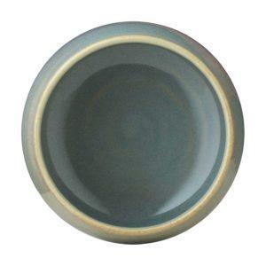 ceramic cup drinkware ocean blue pasih stoneware